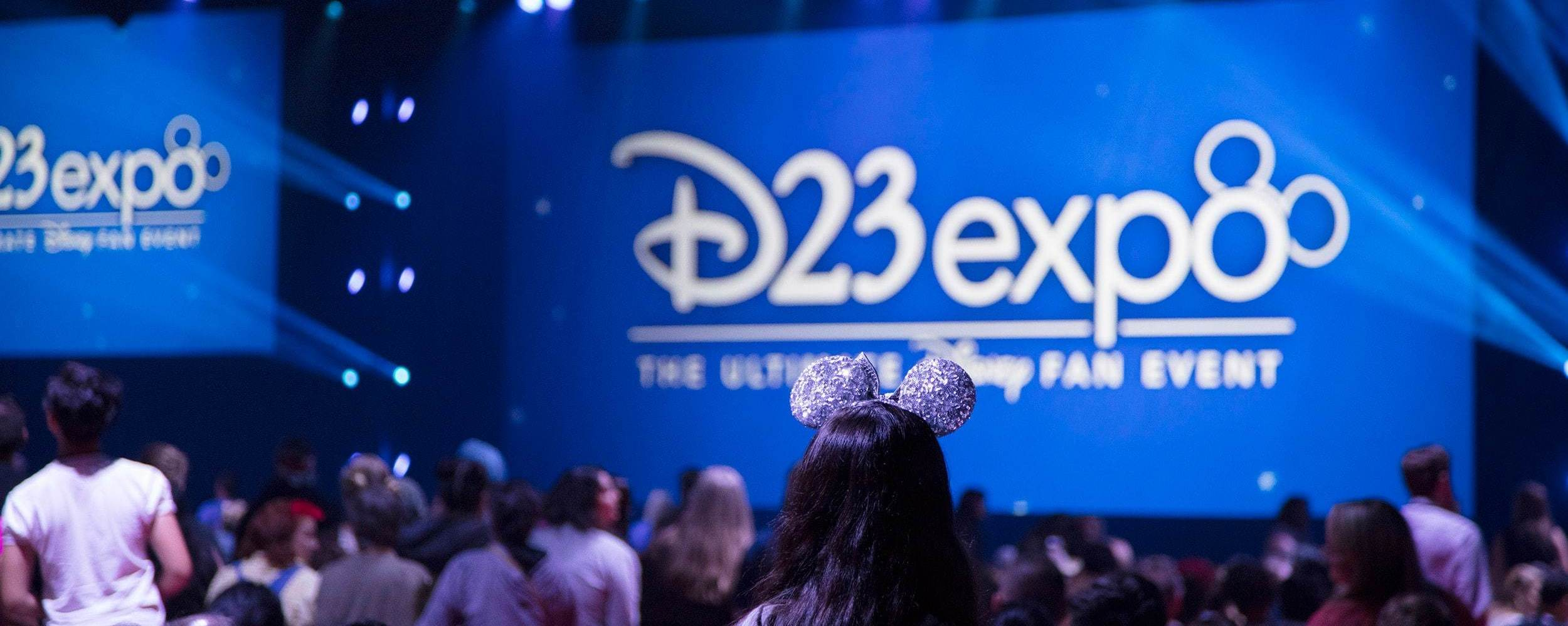 D23 expo audience