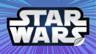 Star Wars: 40th Anniversary Stickers