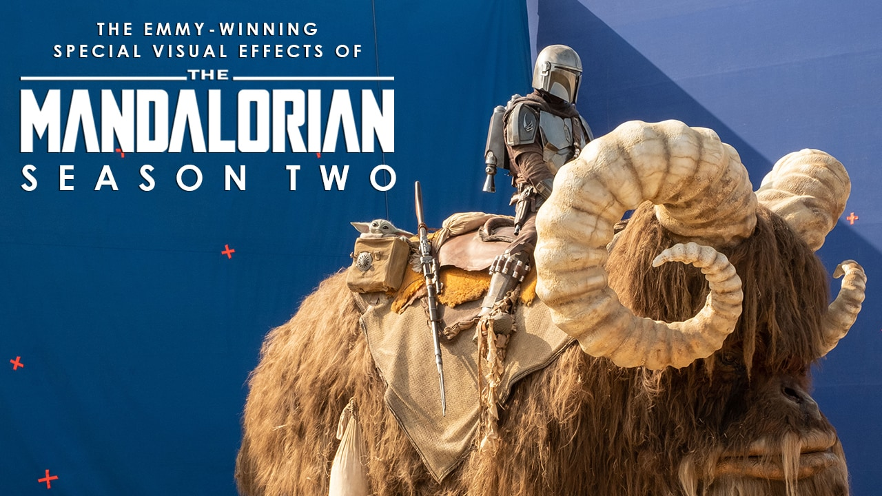 The Emmy-Winning Special Visual Effects of The Mandalorian: Season 2
