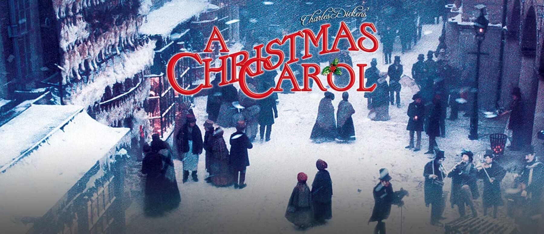 A Christmas Carol Hero