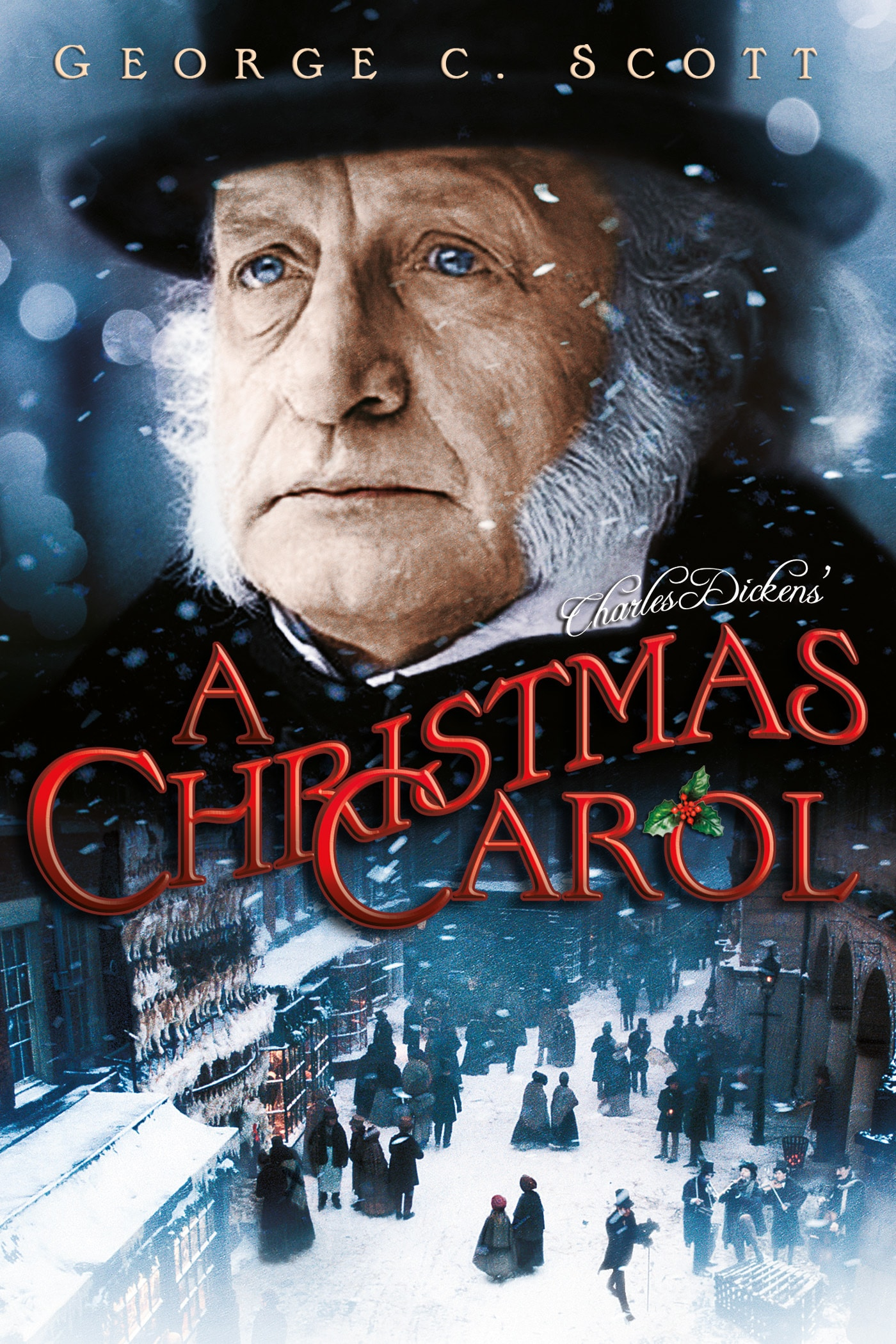 A Christmas Carol movie poster