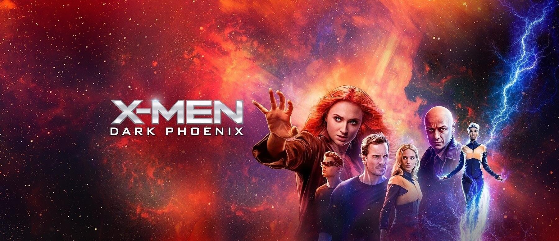 Dark Phoenix Hero