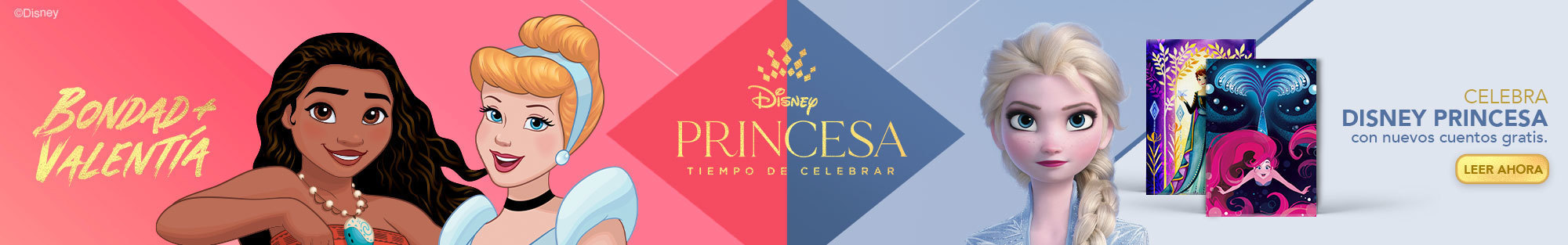 Mid_ShopDisney_Apr21_Princesas Ebooks Home Princesas