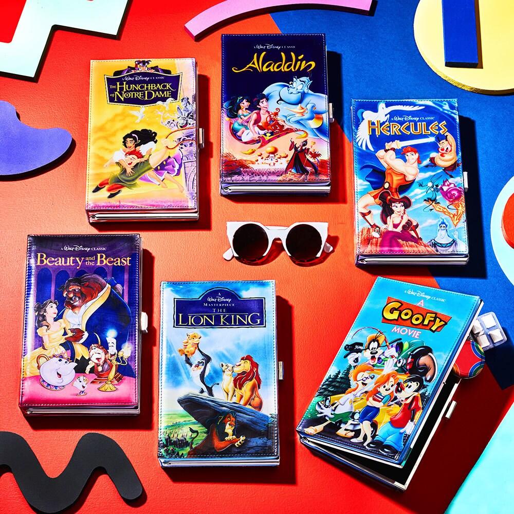 Disney classics VHS Clutches