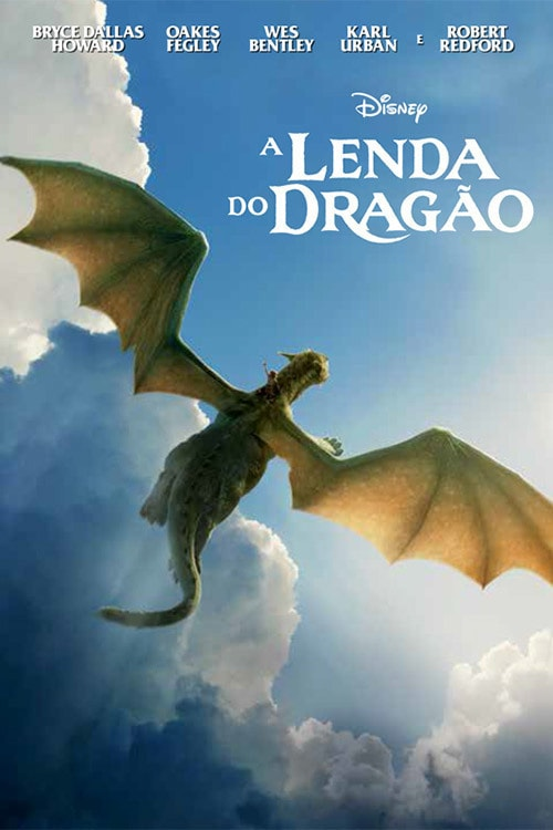 A Lenda do Dragão
