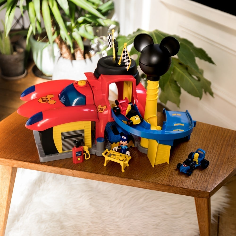 Mickey Mouse l Garage Mickey