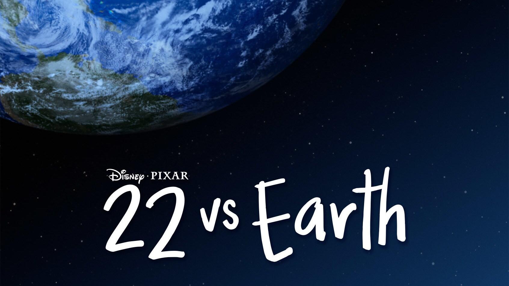 22 vs. Earth Key Art