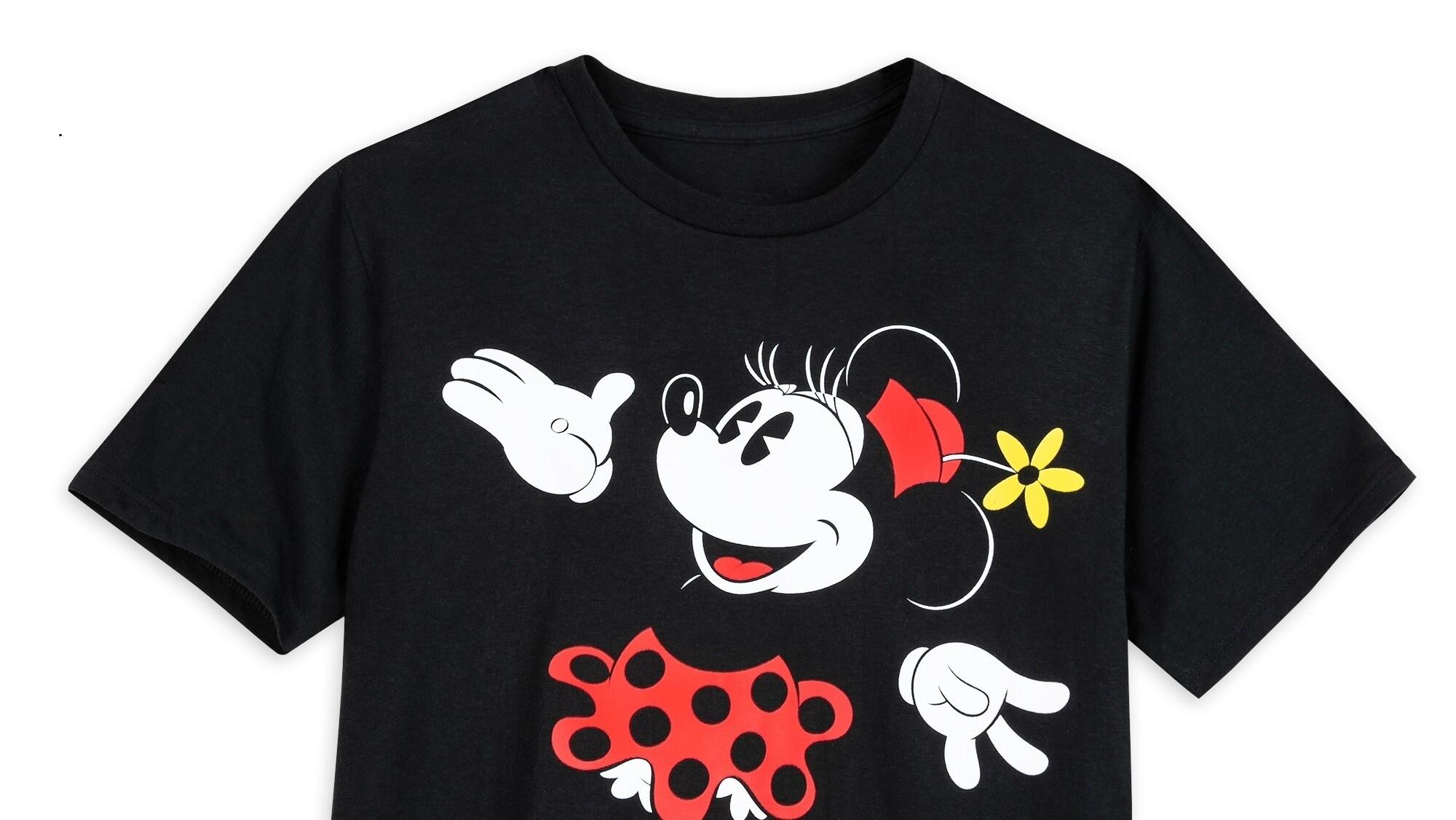 International Friendship Day - Minnie Mouse T-Shirt