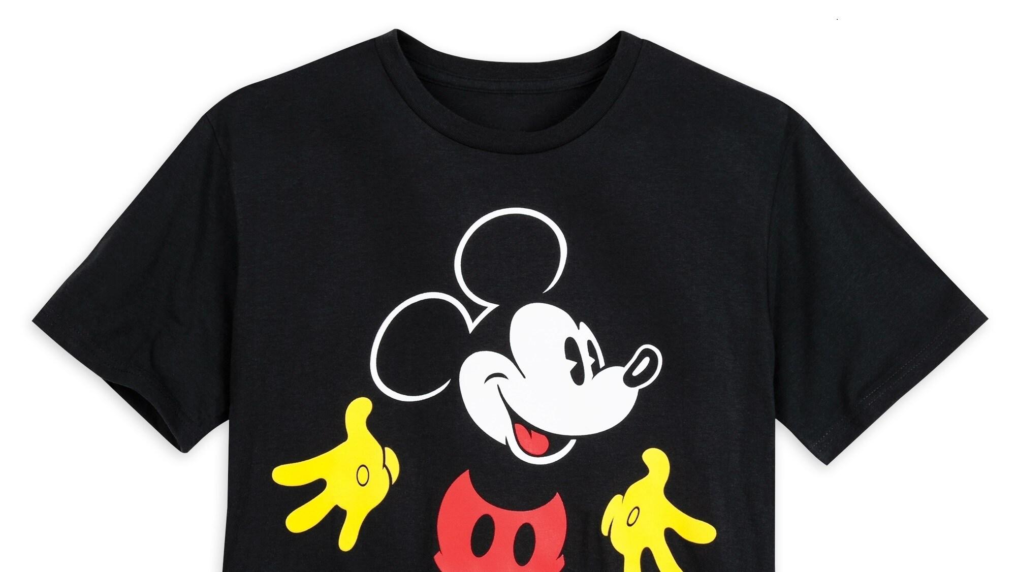 International Friendship Day - Mickey Mouse T-Shirt