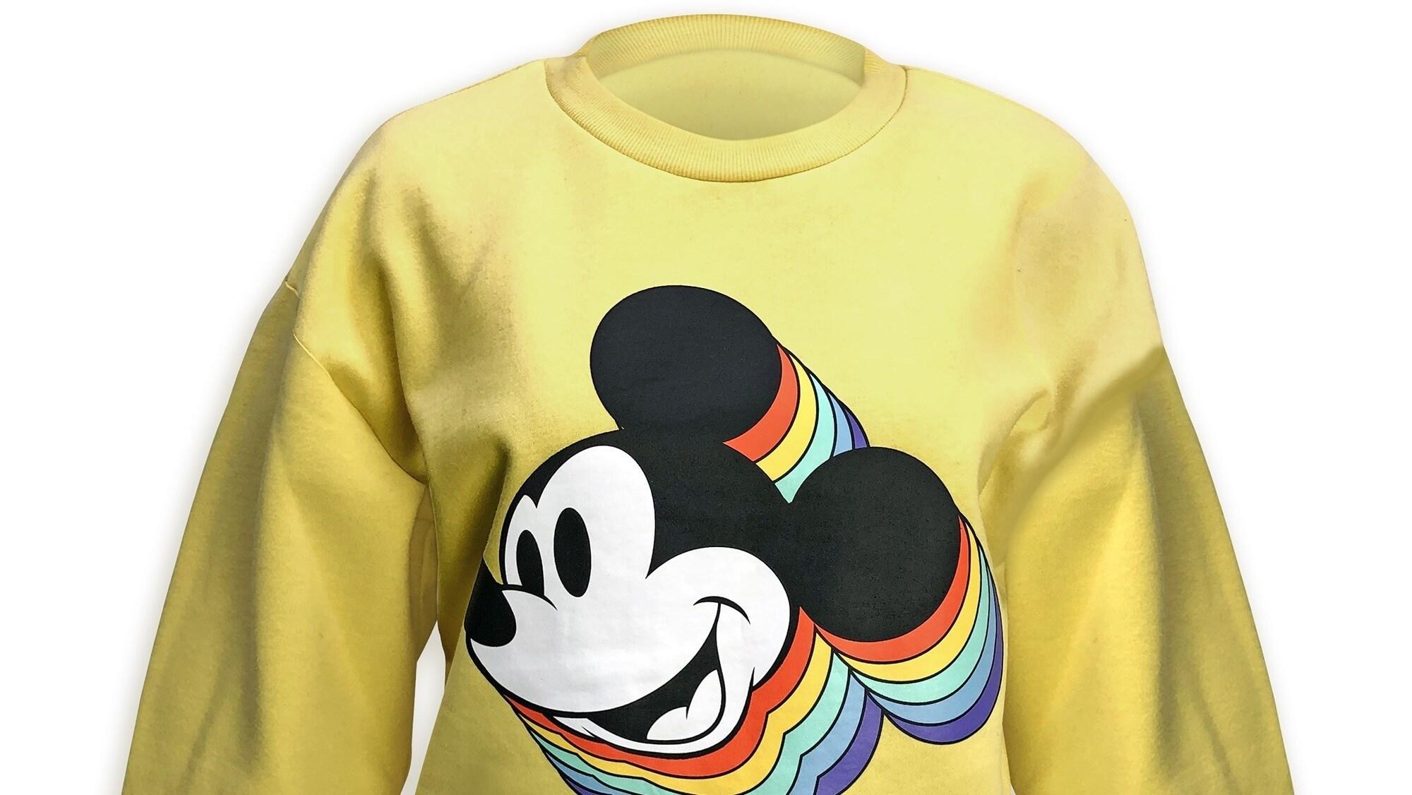 International Friendship Day - Mickey Mouse Sweatshirt
