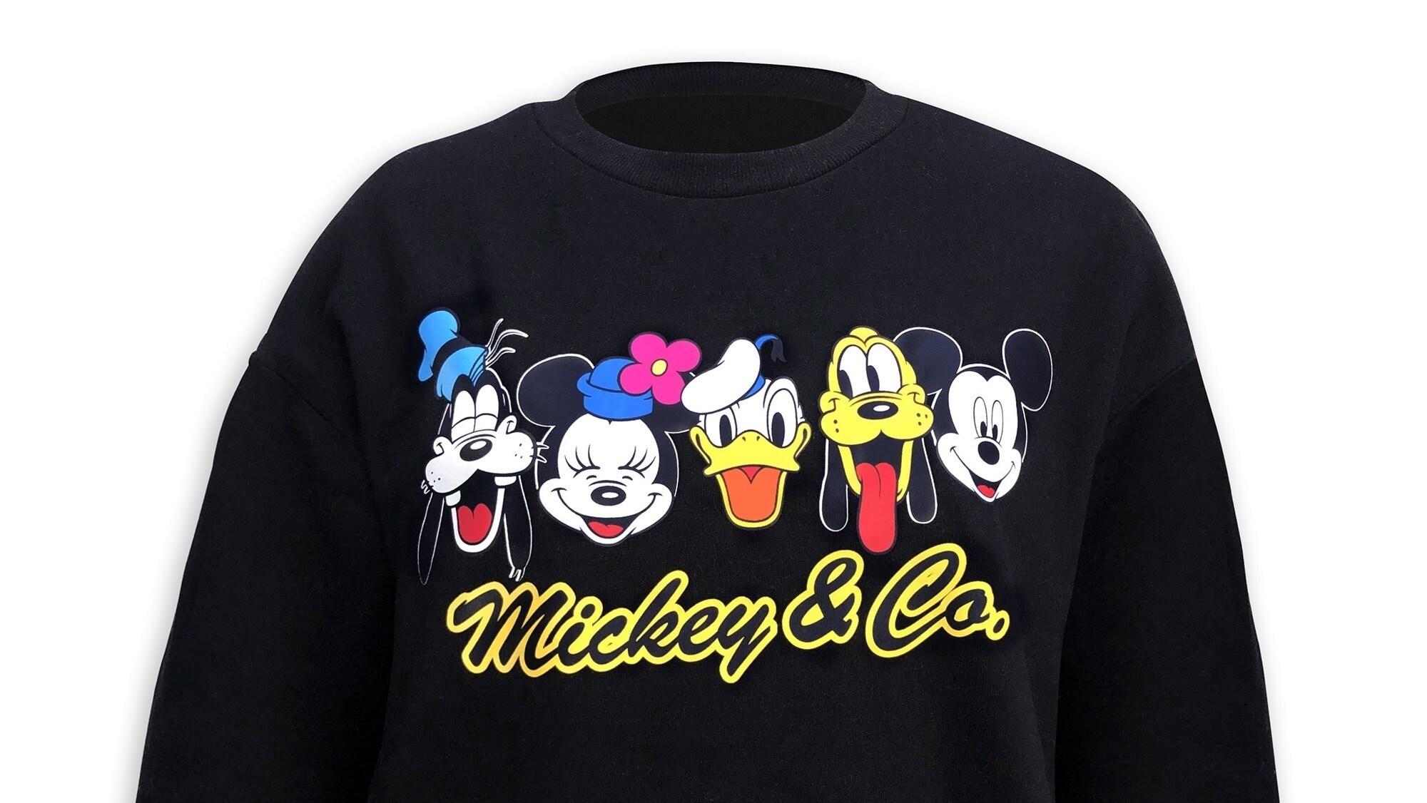 International Friendship Day - Mickey & Co Sweatshirt