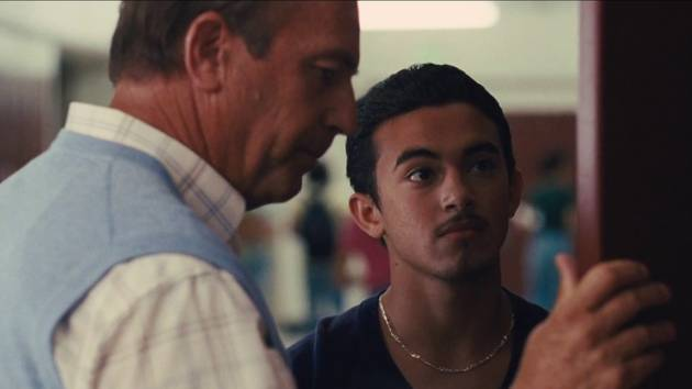 Coach White Motivates Danny and Victor - McFarland, USA