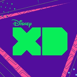 Watch on Disney XD!