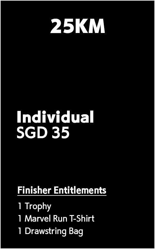 25km Individual