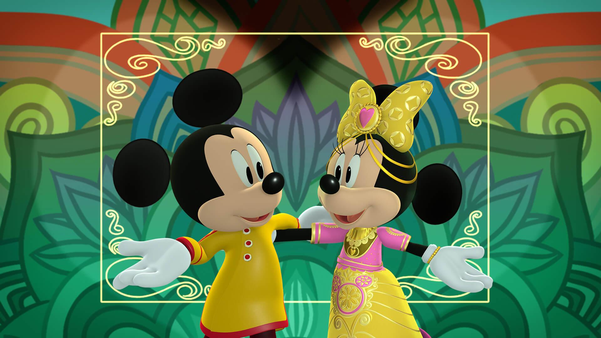 Mickey Mouse Mix de Aventuras