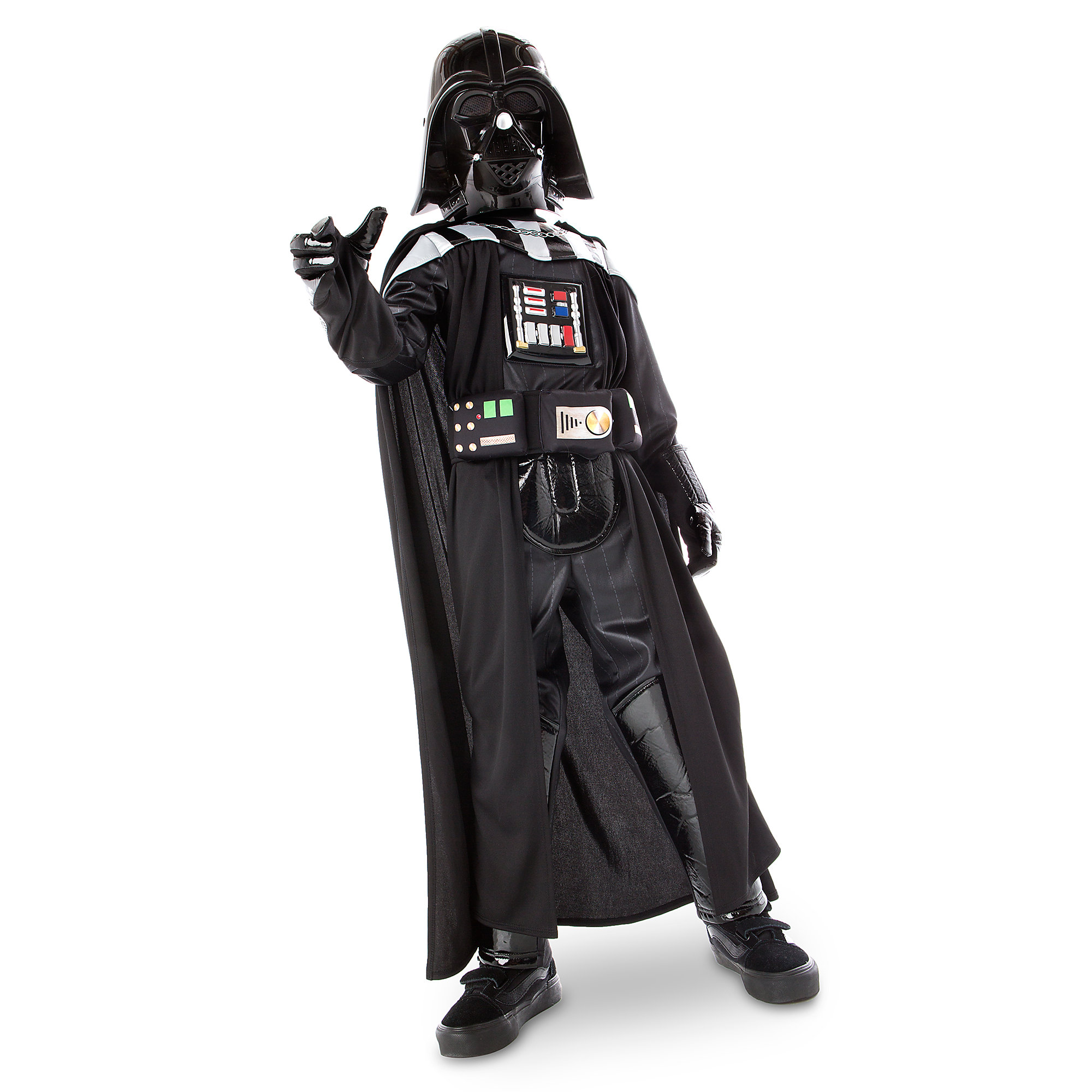 ef8171aa95 Darth Vader Costume with Sound for Kids