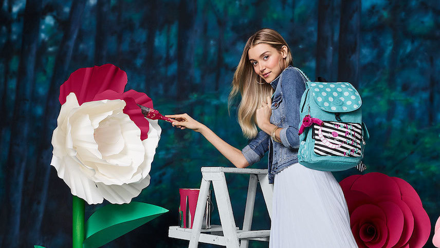 Fall Down the Rabbit Hole With New Kipling Alice in Wonderland Collection