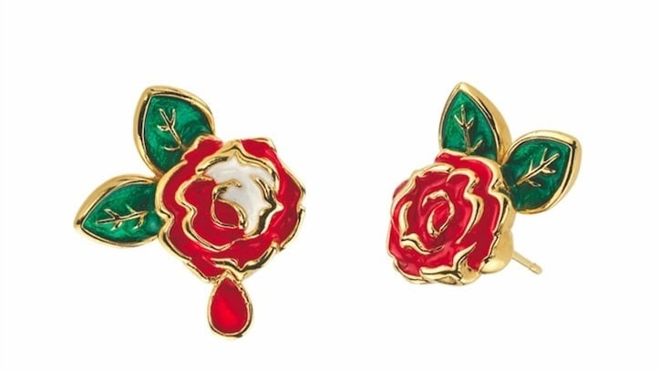 Alice in Wonderland themed Jewelry from the Disney X RockLove Villains Collection