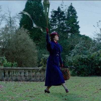 The Magic Is Real in the New Trailer for Mary Poppins Returns
