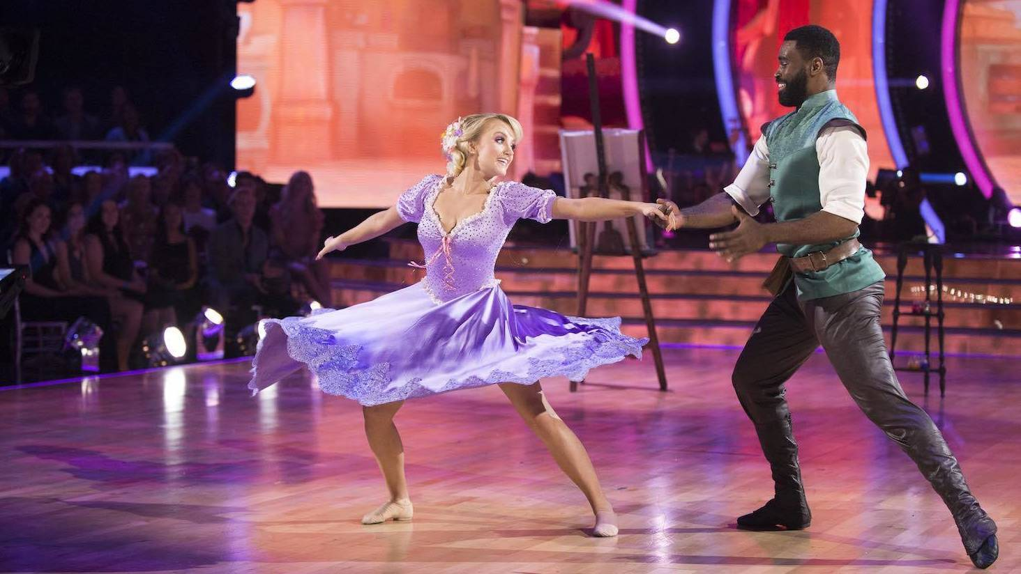 6 Magical Looks from Disney Night on Dancing with the Stars