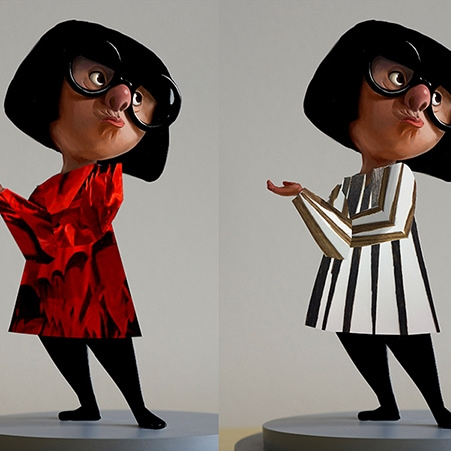 An Inside Look At The Costumes For Incredibles 2 Disney News