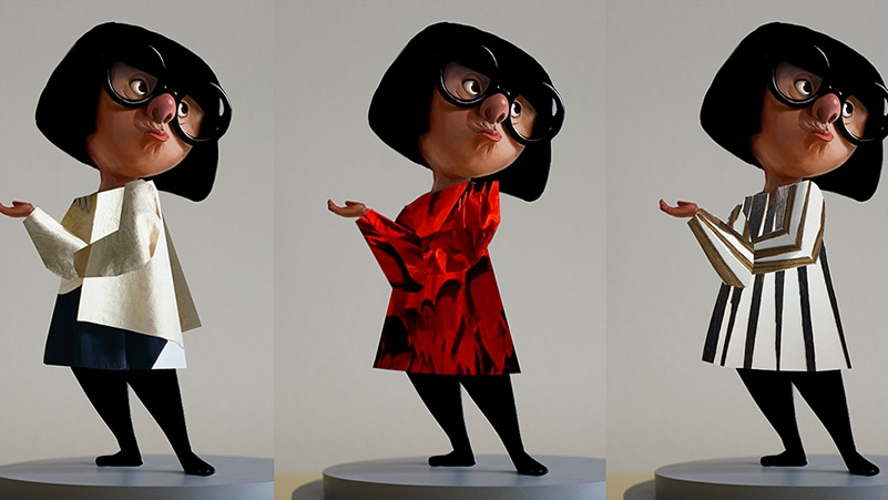 An Inside Look at the Costumes for Incredibles 2