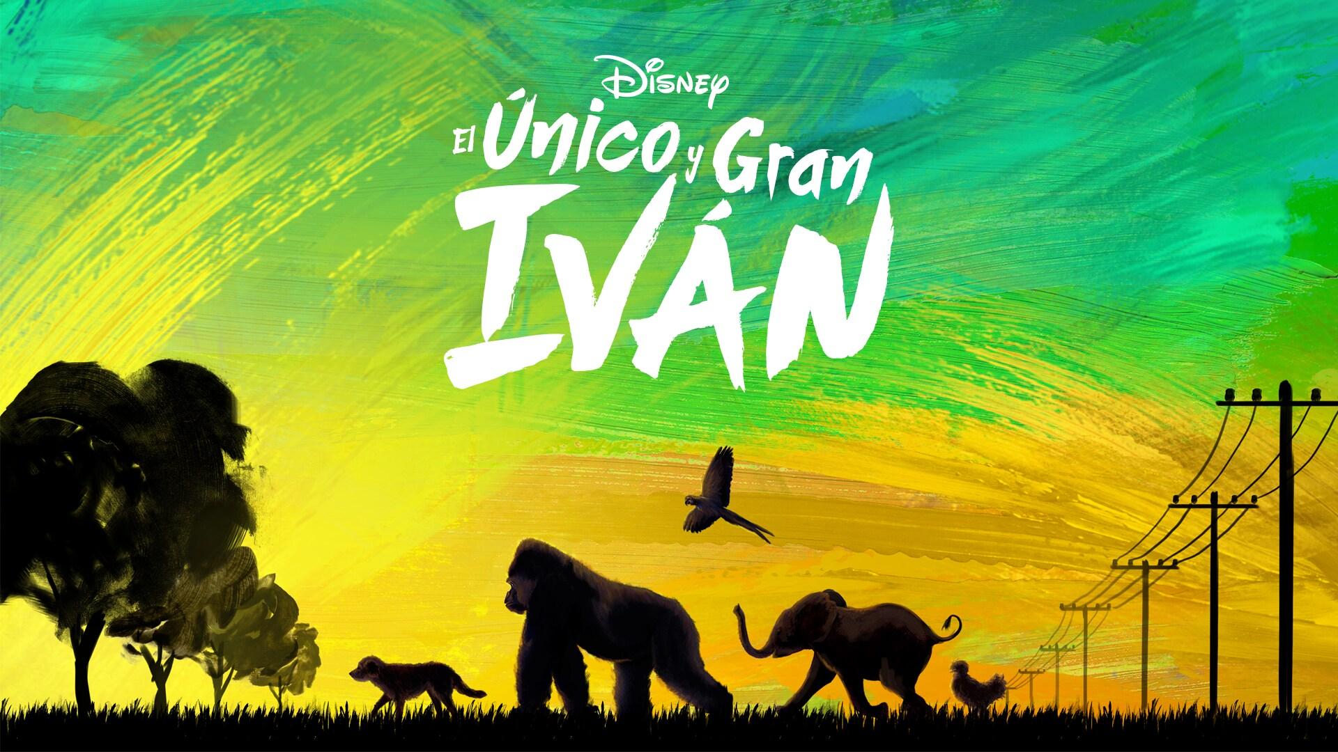 El único y gran Ivan | Disponible en Disney+