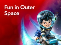 Fun in Outer Space