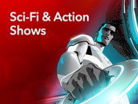 Sci-Fi and Action Shows