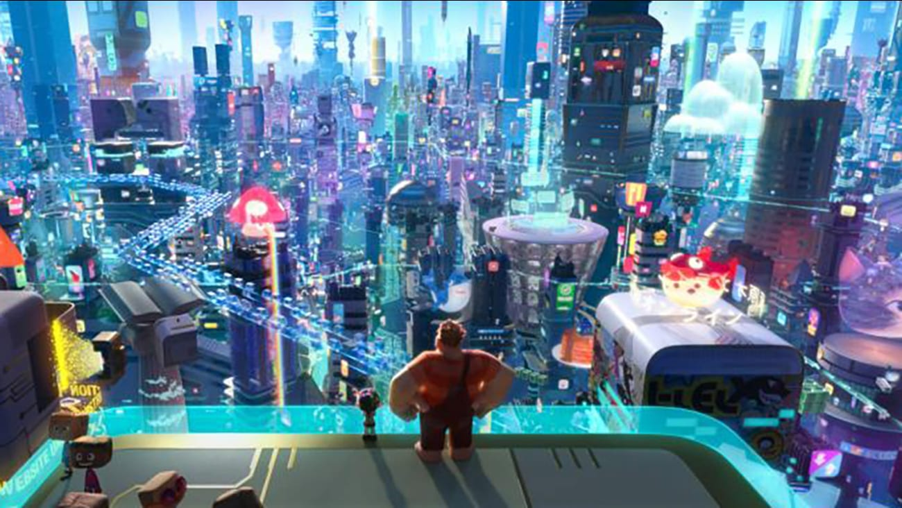 The New Teaser Trailer For Ralph Breaks The Internet: Wreck-It Ralph 2 is Here!