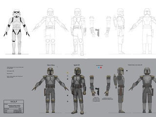 Legacy of Mandalore Behind-the-Scenes Gallery