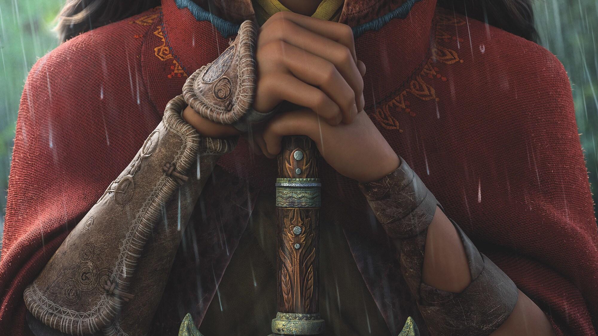 Raya and the Last Dragon Key Art