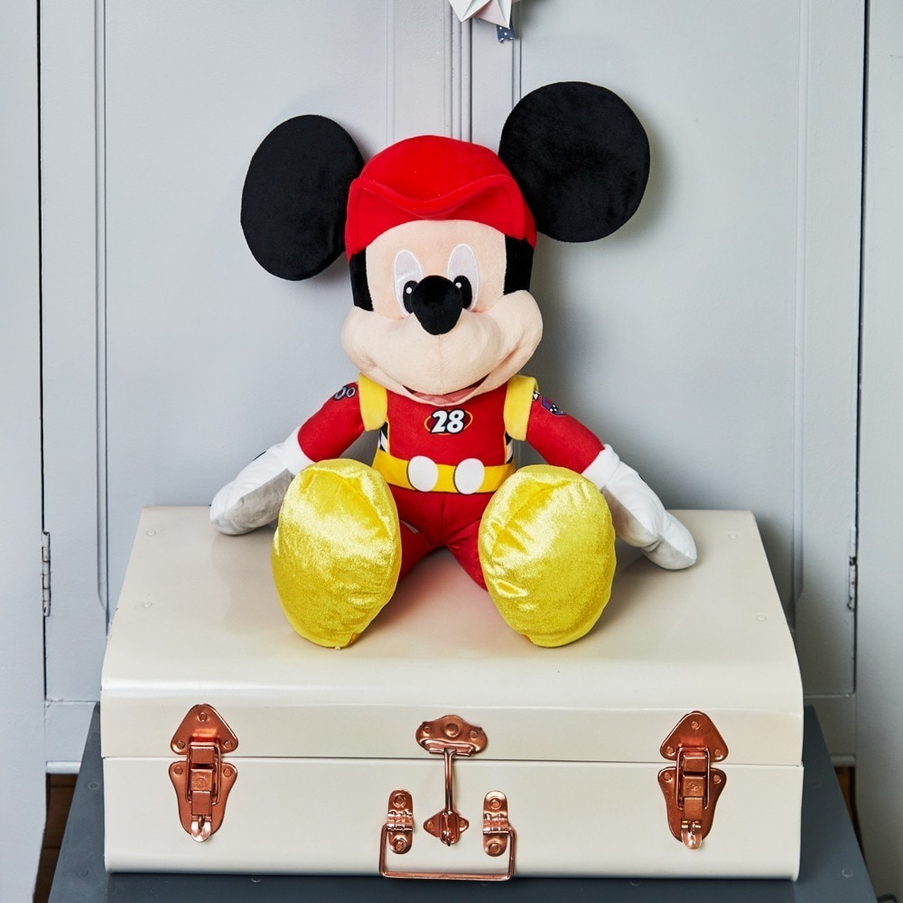 Mickey Mouse l Peluche Mickey Top Départ