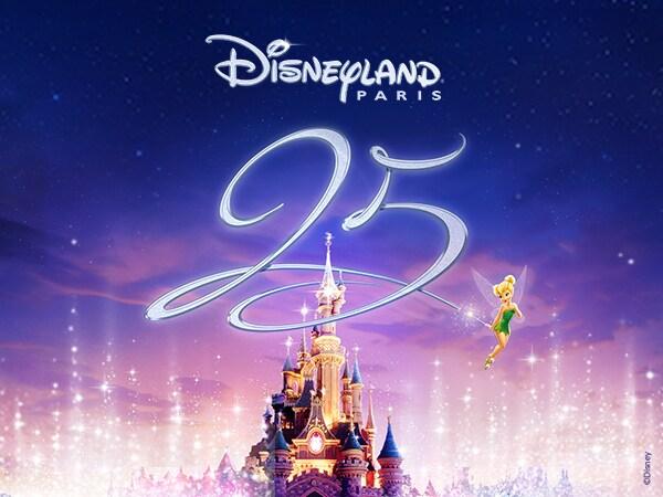Quelle histoire du 25e anniversaire de Disneyland® Paris est faite pour vous ?