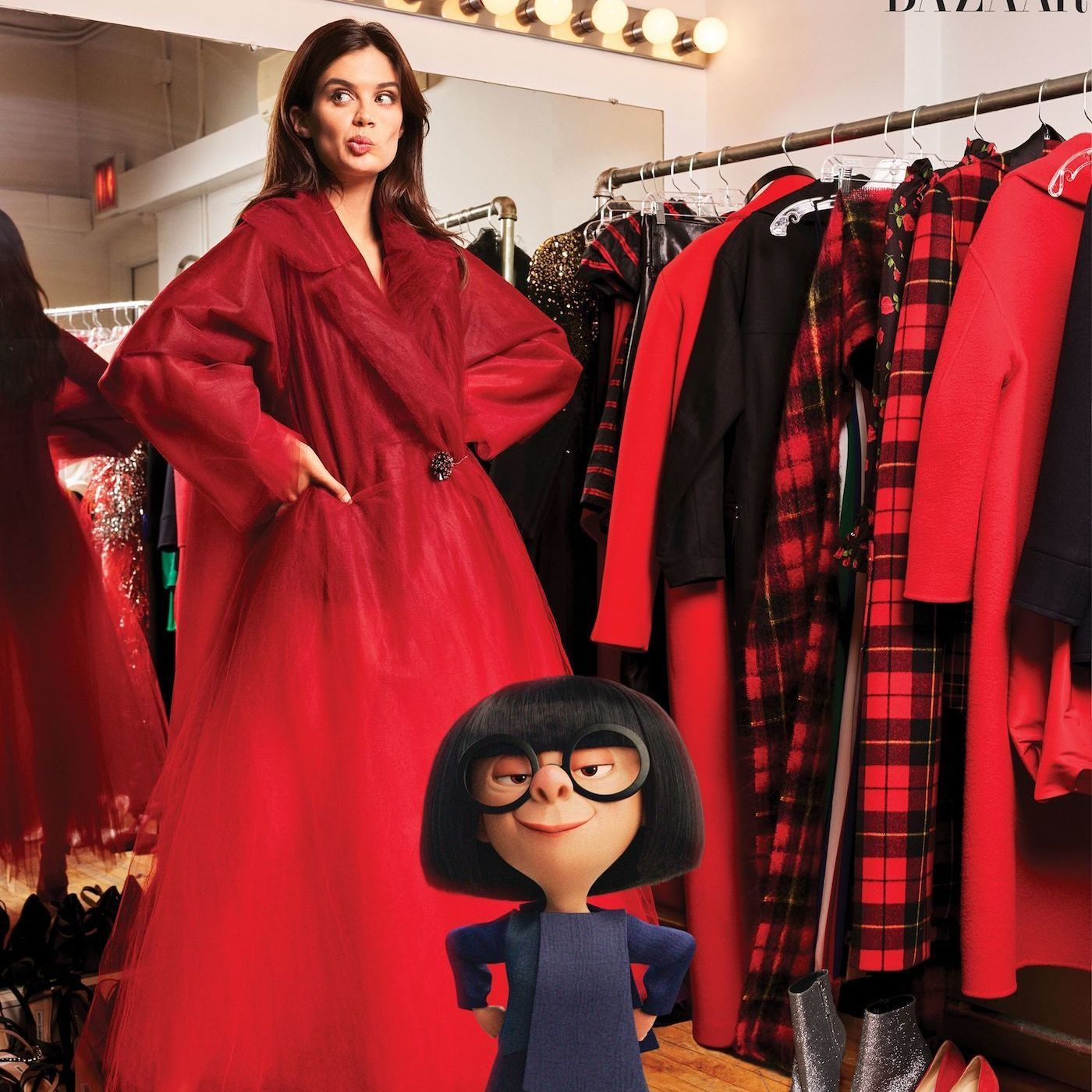 5 Things We Learned From Edna Mode's Interview in Harper's Bazaar