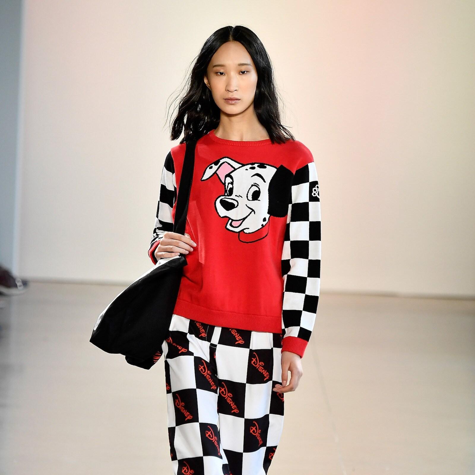 101 Dalmatians Spotted at NANA JUDY Show During New York Fashion Week