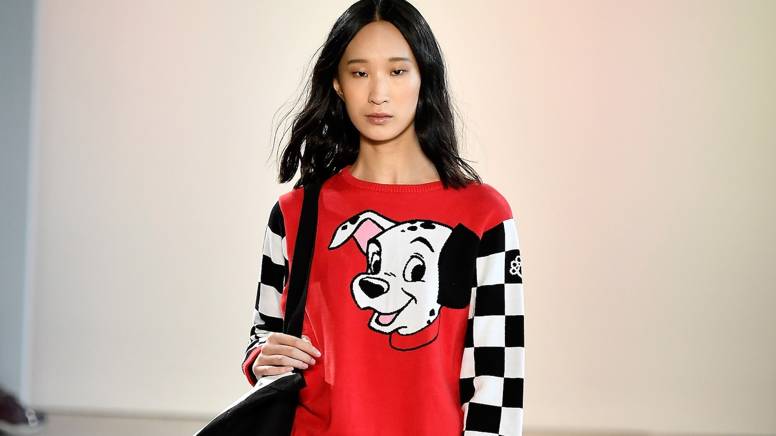 101 Dalmatians Spotted at NANA JUDY Show During New York Fashion Week