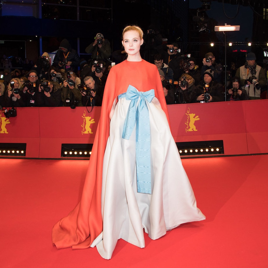 Elle Fanning and Helen Mirren Channel The Aristocats at the Berlin International Film Festival