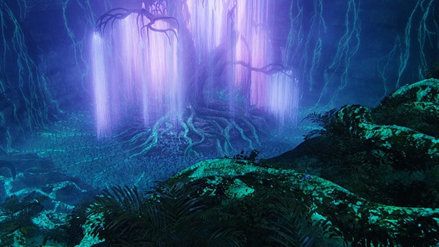 Avatar Zoom Background of The Willow Glade