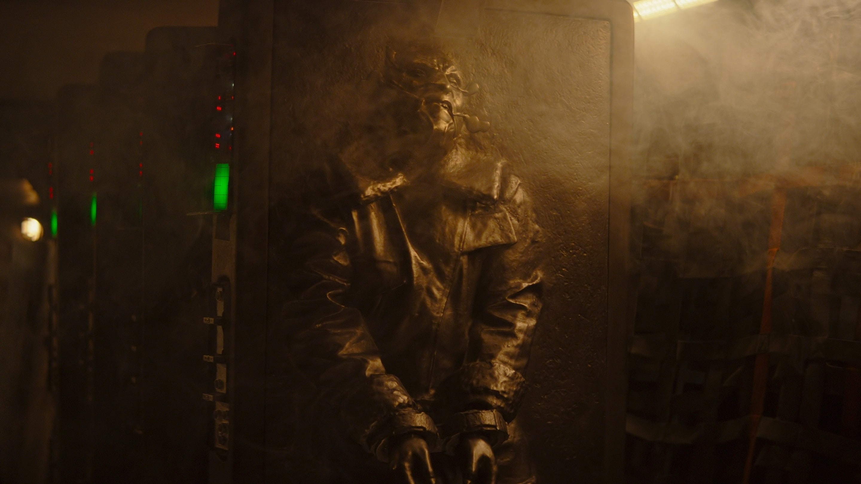 Caption : Scene from the Disney+ series THE MANDALORIAN. Byline : Lucasfilm Ltd. Copyright : (c) 2019 Lucasfilm Ltd. All Rights Reserved.