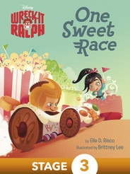 Wreck-It Ralph:  One Sweet Race