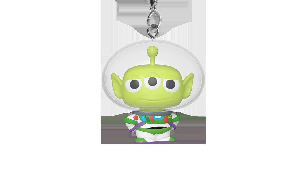 Pixar - Alien as Buzz- Keychain