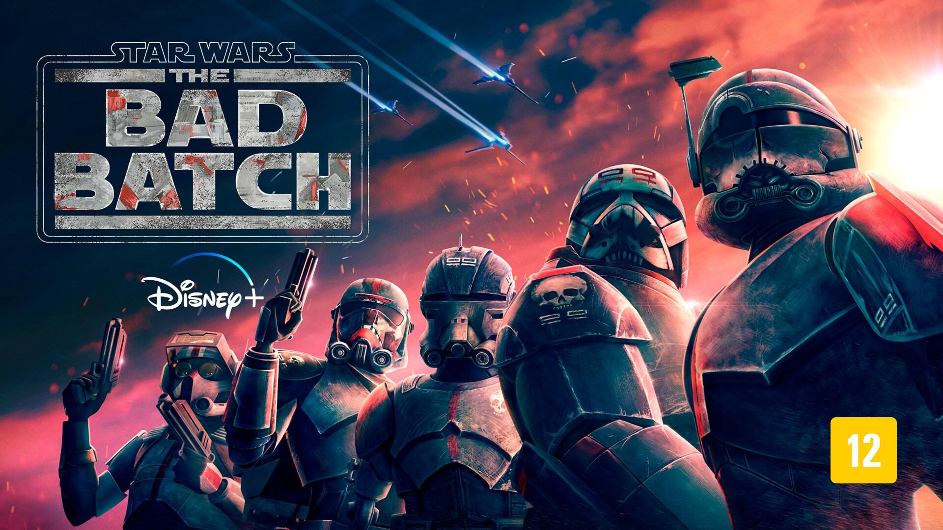 Star Wars: The Bad Batch | Disponível no Disney+