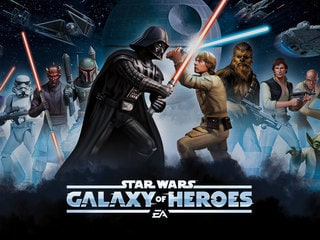 Star Wars: Galaxy of Heroes | Master the Galaxy – Download Today on iTunes and GooglePlay!