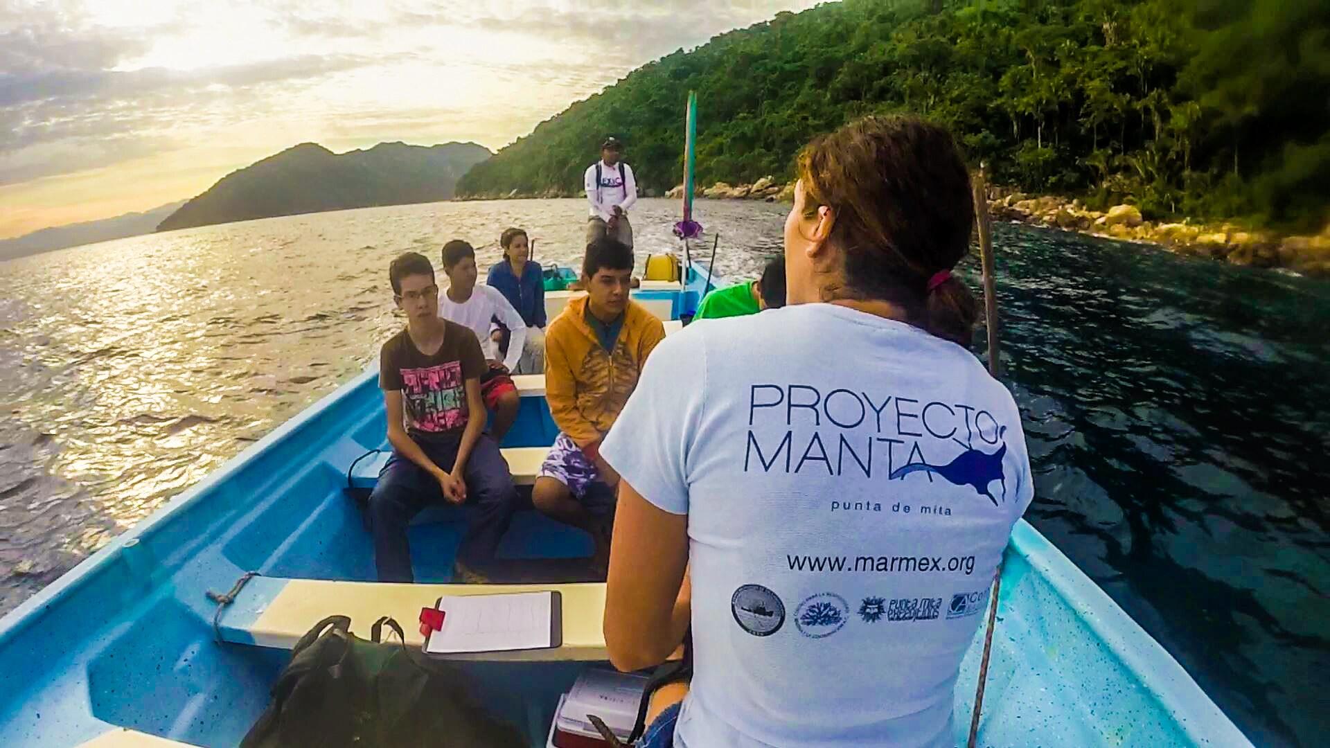 Iliana Fonseca - Projeto Manta/Manta Trust