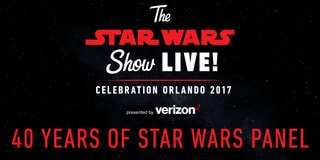 40 Years of Star Wars Panel - Star Wars Celebration Orlando 2017