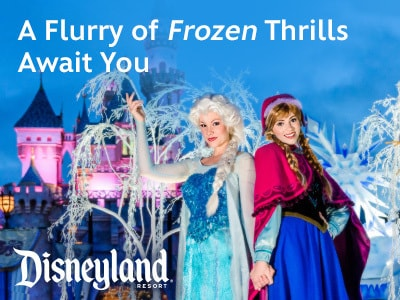 A Flurry of Frozen Thrills Await You