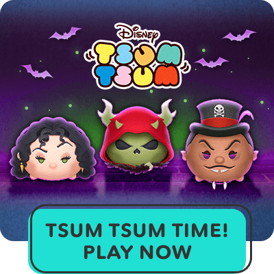 Hero Stream - Tsum Tsum - Villains