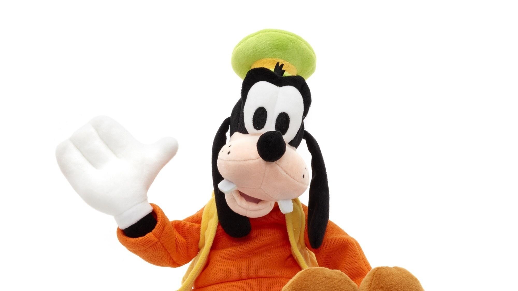 International Friendship Day - Goofy plush