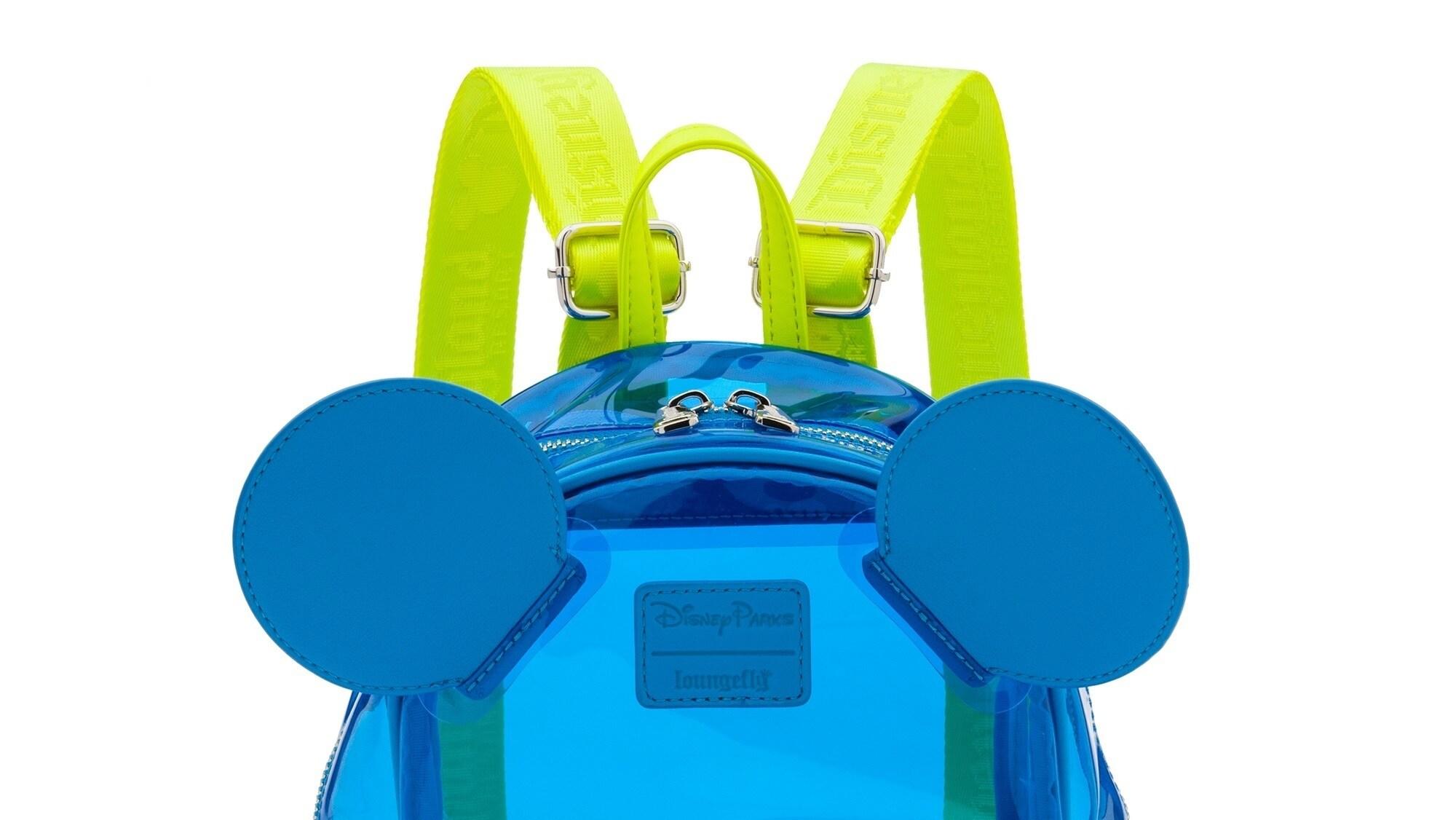 International Friendship Day - Blue Mickey Backpack